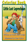 Little Lost Leprechaun Coloring Book